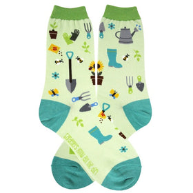 Women's Garden Queen Socks