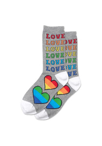 Men's Love Socks - Novelty Socks, Mens, Womens, Kids