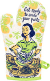 Undo Your Pants Oven Mitt - Jilly's Socks 'n Such
