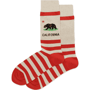Women's California Socks - Jilly's Socks 'n Such