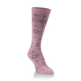 Women's Worlds Softest Socks Bloom