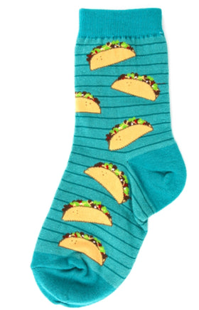 Kids Taco Socks