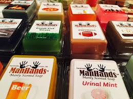 Bar Soap by ManHands