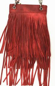 The Chic Bay Fringe Bag Purse
