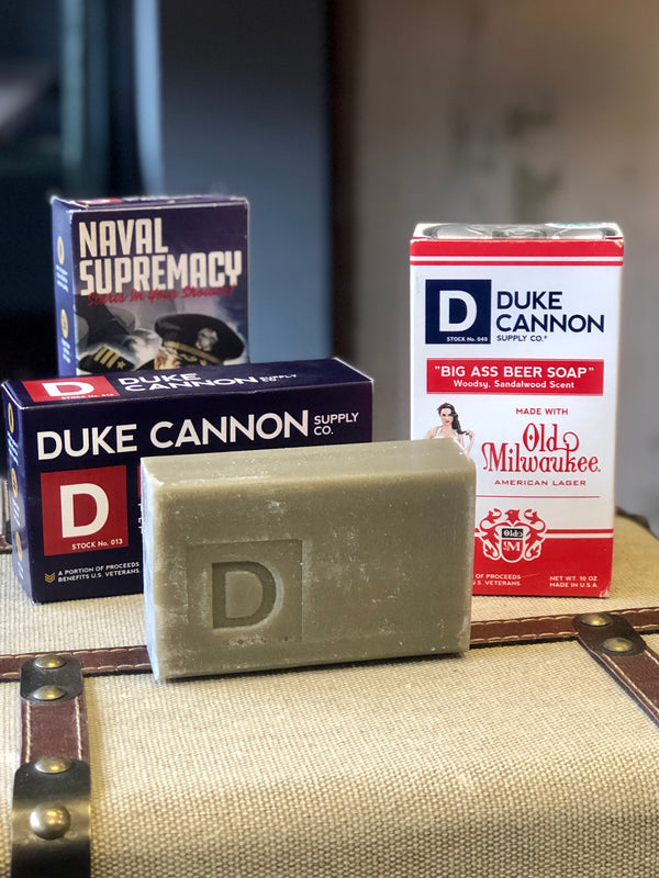 Duke Cannon Soap - Jilly's Socks 'n Such