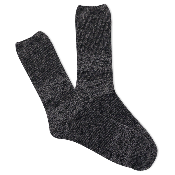 Women's Dark Grey Super Soft Socks - Jilly's Socks 'n Such