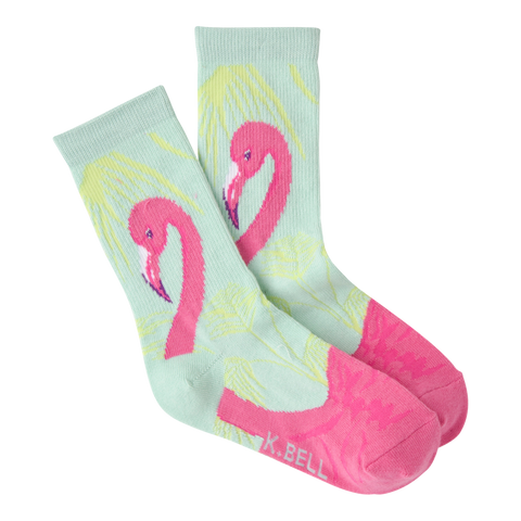 Kids Flamingo Socks - Novelty Socks, Mens, Womens, Kids