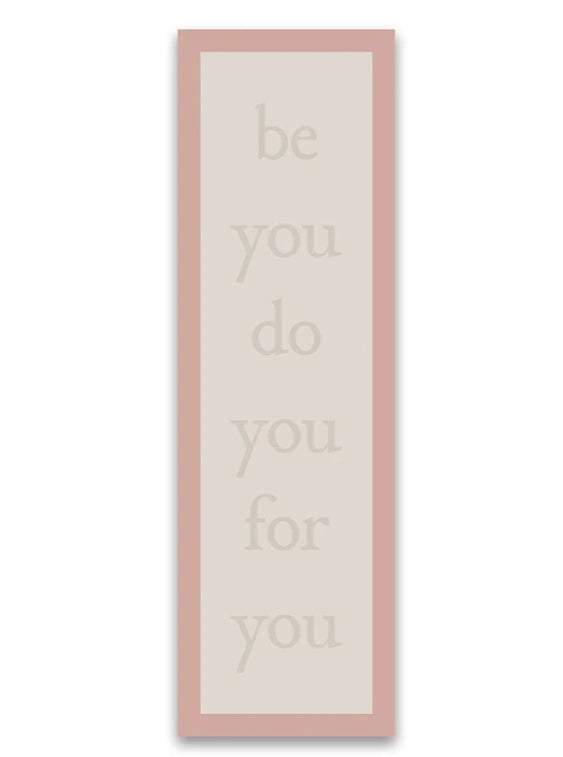 """Be you, Do You""  List Notepad Tablet - Jilly's Socks 'n Such"