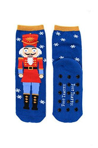 Women's Slipper Socks - Nutcracker - Novelty Socks, Mens, Womens, Kids