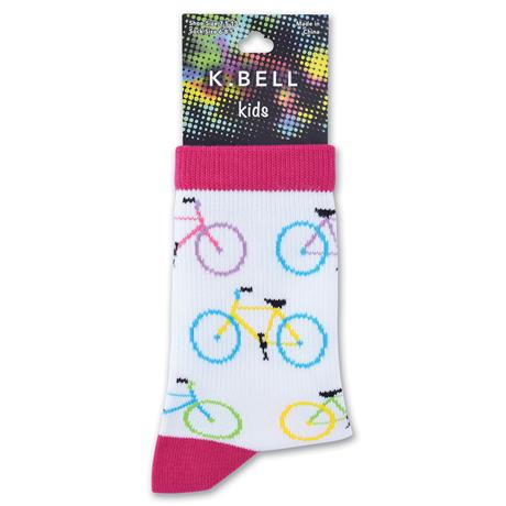 Kid's Bicycles Socks - Novelty Socks, Mens, Womens, Kids