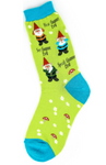 Gnomes - Novelty Socks, Mens, Womens, Kids
