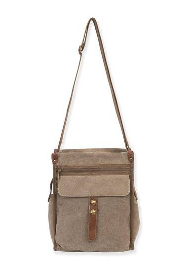 Assorted Cargoit Canvas Crossbody Purse - Novelty Socks, Mens, Womens, Kids