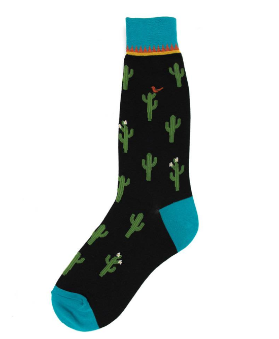 Men's-Cactus Socks - Novelty Socks, Mens, Womens, Kids
