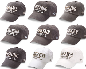 People Hats - Assorted Sayings