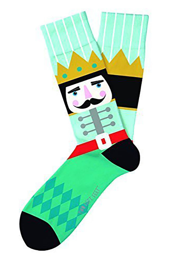 Women's Nutcracker Socks - Jilly's Socks 'n Such