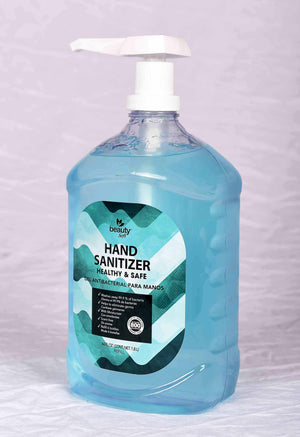 Hand Sanitizer Pump for 1/2 Gallon Beauty Soft Hand Sanitizer
