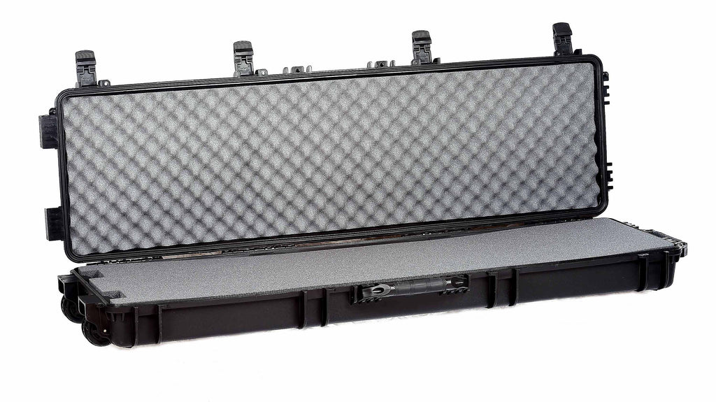 "Guardian 54"" Long Gun Case 818, HD Wheels"