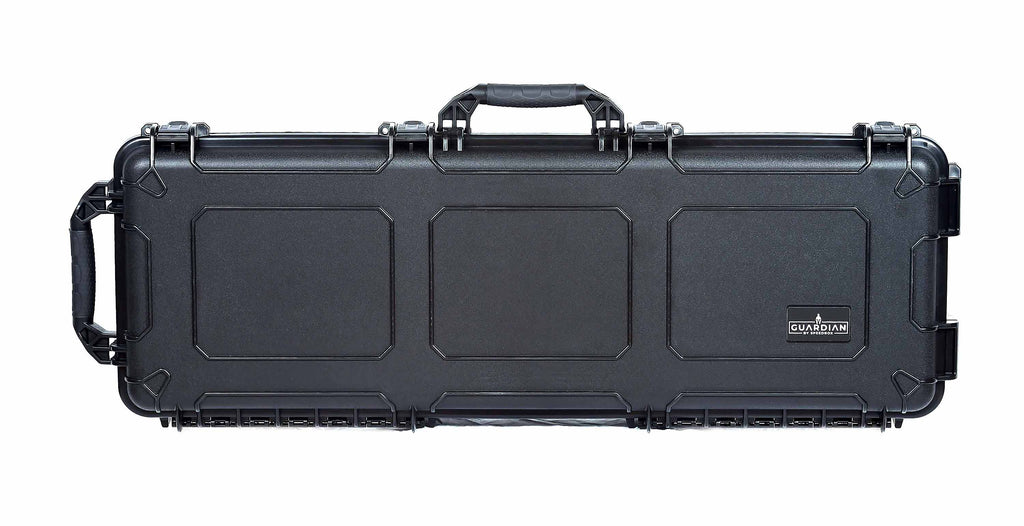 "Guardian 44"" Rifle Case 229, HD Wheels"