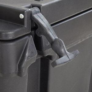Heavy-Duty, Compression Latches