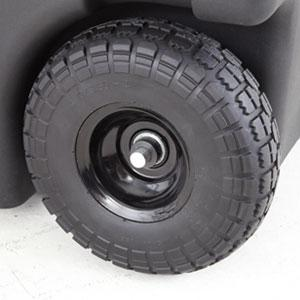 No-Flat, Off-Road Tires