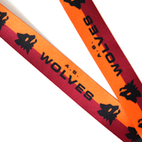 AS WOLVES FIELD-PASS LANYARD