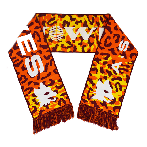 AS WOLVES STADIUM SCARF - AWAY