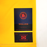 AS WOLVES BASKETBALL JERSEY - GOLD