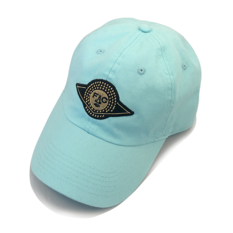 Football Cafe Staff Hat - Limited Sample - Baby Blue