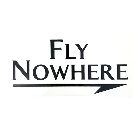 Football Concierge Sponsor - Fly Nowhere