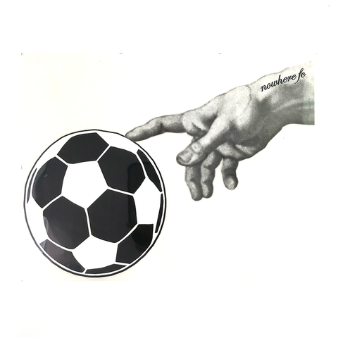 Football Concierge Graphic - La Mano