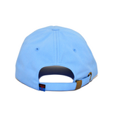 FLY NOWHERE TRAVEL CAP - BLUE