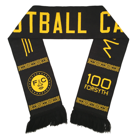 Football Cafe Scarf 2015