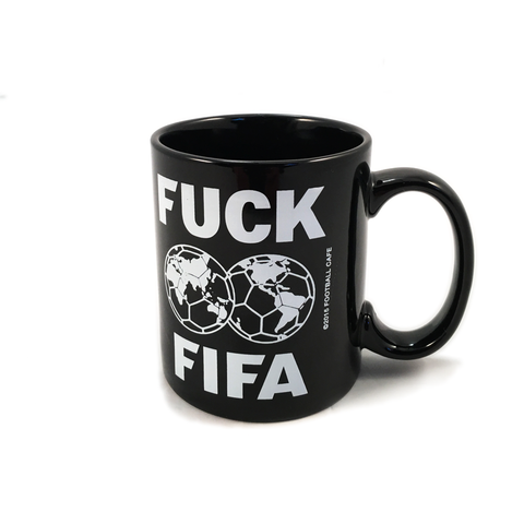 Federation Mug - England - Black