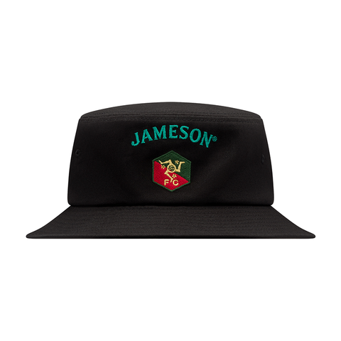 NwFC / Jameson 21 Bucket Hat - Black