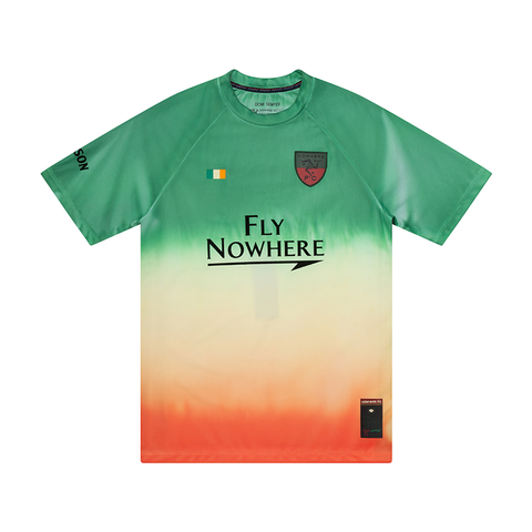 NwFC / Jameson 21 Hand-dyed Ireland Jersey