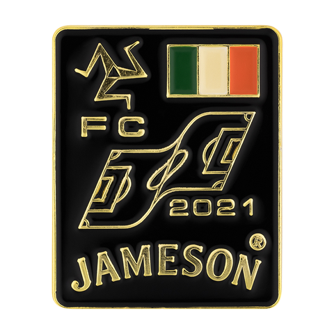 NwFC / Jameson 21 Supporter Pin