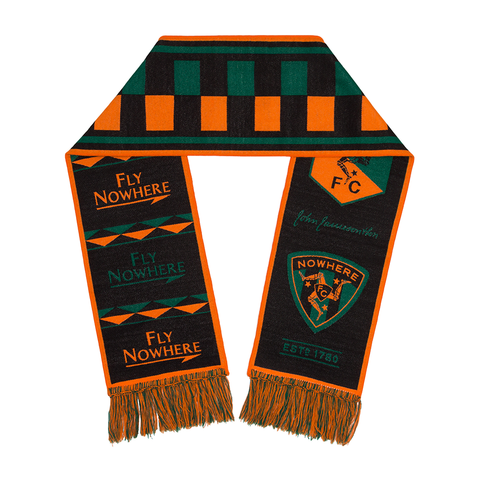NwFC / Jameson 21 Supporter Scarf