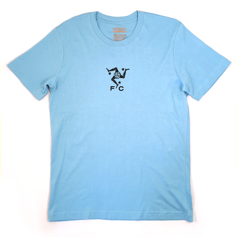 NwFC Ol' Three Legs Tee - Baby Blue