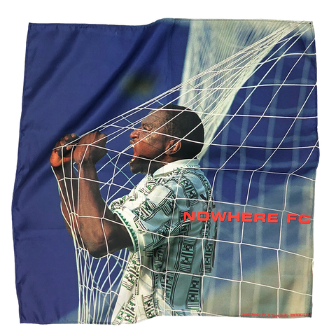 Nowhere FC 2018 Satin Bandana Flag - YEKINI