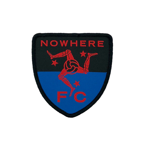 NOWHERE FC TEAM BADGE