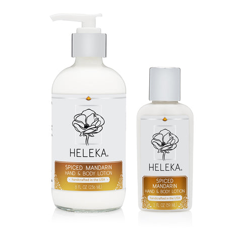 Lilac Hand & Body Lotion with aloe