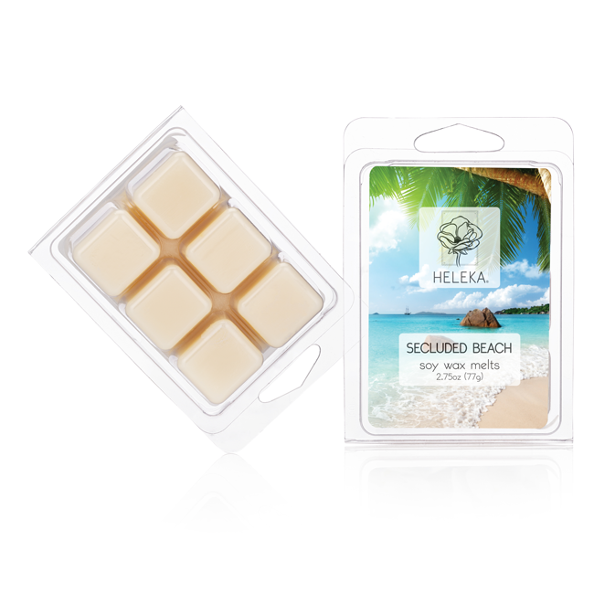 Secluded Beach Soy Wax Melts
