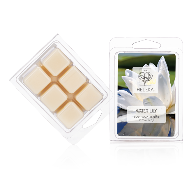 Water Lily Soy Wax Melts