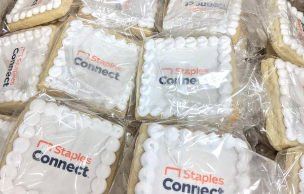 Staples Is All About Connecting - Merry Go Sweets