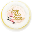 Gold Floral Mother's Day Cookies