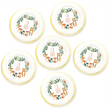 Woodland Neutral Oh Baby Cookies (6)