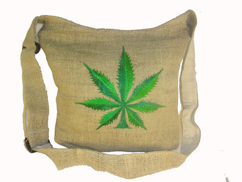 Hemp bags from Visu Craft