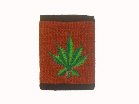 Hemp wallet from Visu Craft