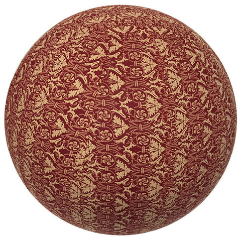 Yoga Ball Cover Size 55cm Design Red Rhapsody - Global Groove (Y)