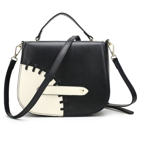 New trend of the han edition leather worn one shoulder female bag lady handbag